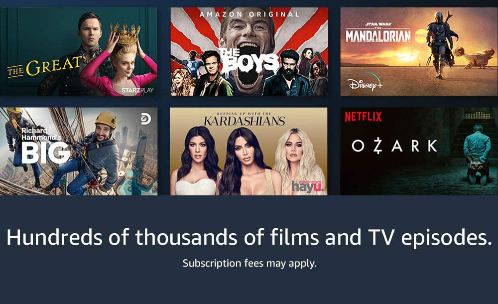 stream movies